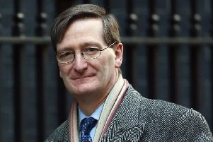 Dominic Grieve says the government could be brought down. Picture: Getty