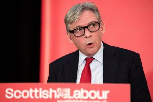 Richard Leonard said Scottish Labour should not become 'bogged down' in constitutional matters. Picture: John Devlin