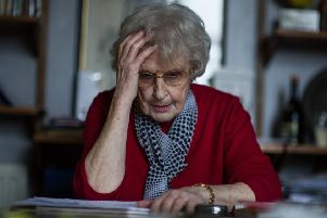 Con artists target older people disproportionately for push payment fraud and its many variations. Picture: John Devlin