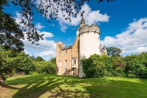 Craigcrook Castle has remained unsold for a number of years. Picture: Contributed