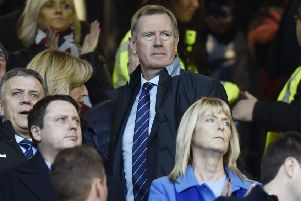 Rangers chairman Dave King will have to pay out a six-figure sum in legal costs. Picture: SNS Group