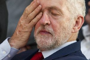 Labour Leader Jeremy Corbyn. Picture: SWNS