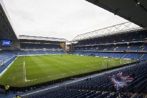 Despite being banned from Ibrox, the BBC claim their coverage is editorially fair, following claims made by Rangers managing director Stewart Robertson. Picture: SNS Group
