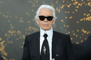 Fashion designer Karl Lagerfeld (Photo by Pascal Le Segretain/Getty Images)
