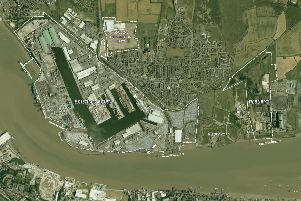 Tilbury2 is set to be built on a site in Thurrock covering in excess of 150 acres. Picture: Contributed