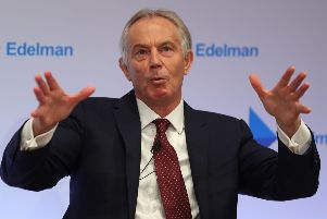 Tony Blair said Brexit gives Labour the opportunity to win again in Scotland