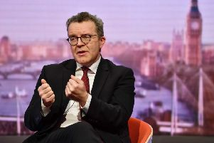 Tom Watson. Picture: BBC