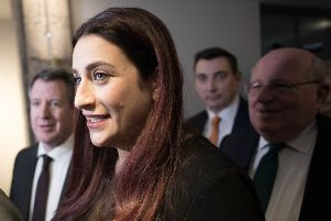 It was heart-breaking to listen to ex-Labour MP Luciana Berger explain her decision to leave (Picture: Stefan Rousseau/PA Wire)