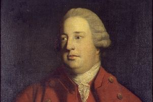 The Duke of Cumberland ('Butcher Cumberland') (1721- 1765). Painting by Sir Joshua Reynolds and used in Part One of The Story of a Nation.