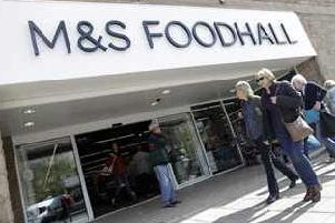 Scottish shoppers took to social media to express their dismay as it emerged that M&S will not deliver groceries north of the border.