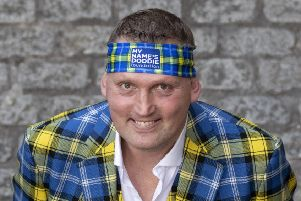 Former Scotland rugby international Doddie Weir has agreed further funds for MND research. Picture: Contributed