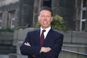 FinTech Scotland's chief executive, Stephen Ingledew. Picture: Contributed