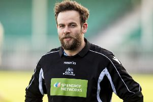 Ruaridh Jackson will make his 150th appearance for 'Glasgow Warriors. Picture: SNS