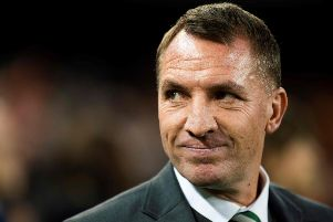 Brendan Rodgers left Celtic earlier this week. Picture: AFP/Getty