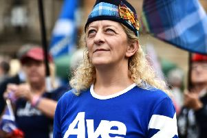 Momentum is building and those opposing Scotland's right to self-determination know it, writes Lesley Riddoch