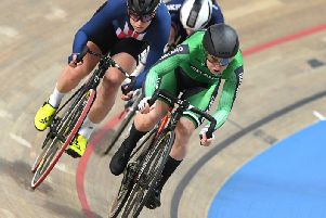 Ireland's Lydia Boylan snatched a silver medal in Poland. Picture: AFP/Getty