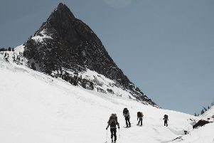 A still from Ode to Muir PIC: Teton Gravity Research