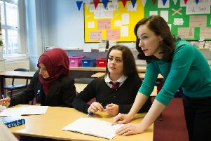 With educational standards slipping, pupils need to spend as much time in class as possible. Picture: John Devlin