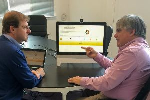 Green firm wins backing for £200,000 software tool project