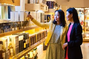 The Scotch whisky industry now accounts for 20 per cent of the UK's food and drink exports, says Walls. Picture: Yao Hui