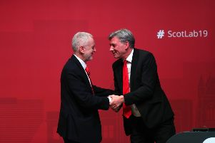 Richard Leonard will insist there is 'no inevitablity' to Labour retaking power at Holyrood. Picture: PA