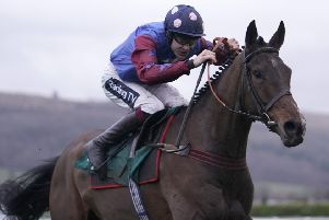 Paisley Park won the Cleeve Hurdle at Cheltenham in January. Picture: Alan Crowhurst/Getty Images