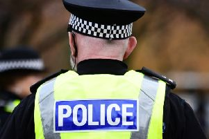 Police are hunting three suspects and appealed for information about the incident.