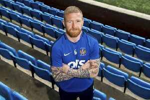 Alan Power has one goal this season ' against St Mirren. Picture: SNS