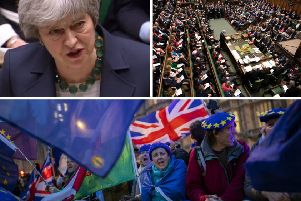 Brexit delayed: Theresa May suffers fresh defeat as MPs reject no deal
