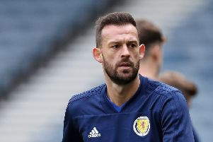 Steven Fletcher: Scored for Wednesday on Tuesday. Picture: Getty Images