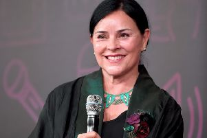 Author Diana Gabaldon (Photo by Emma McIntyre/Getty Images )
