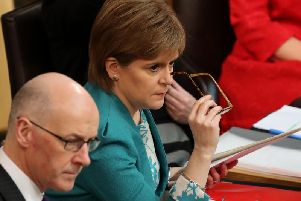 Nicola Sturgeon stepped upped the pressure on Brexit