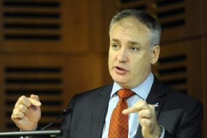 Higher education minister Richard Lochhead said students and academics from around the world were welcome in Scotland
