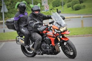 Michael Cloy was a careful, competent biker, riding within the speed limit when was killed by a motorist. His widow only found out in court how her husband died