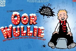 Oor Wullie is set to embark on a musical tour of the country. Picture: Contributed
