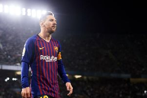 Lionel Messi surpassed Jimmy McGrory's Celtic record.