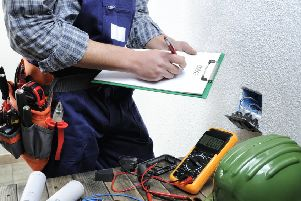 Over 100 professions are currently protected in law, but not electricians