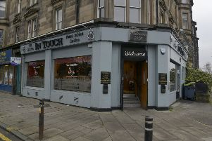 In Touch Restaurant, '8 Inverlieth Gardens, 'Edinburgh. Google Street view