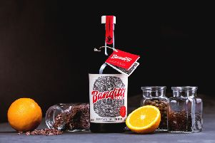 Banditti Club will be The Glasgow Distillery Company's first rum. Picture: Contributed