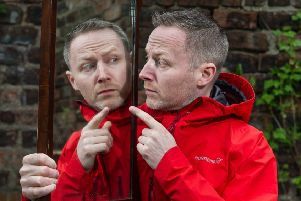 Limmy has encountered UK-wide TV programmers who view his accent as too localised (Picture: John Devlin)