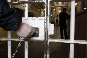Many people believe that we should be locking up more people and for longer (Picture: Ian Rutherford)