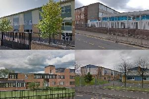 These are the worst performing secondary schools in Glasgow ranked by Higher exam results