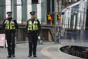 British Transport Police are appealing for information. Picture: John Devlin