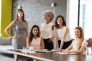 Women lean more towards starting businesses in retail, healthcare and leisure, and less in areas such as IT, manufacturing and financial services, which can offer high-growth potential.
