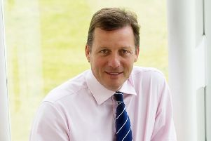 Aegon UK chief executive Adrian Grace. Picture: Contributed