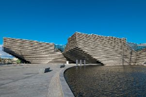 V&A Dundee has received money from the Sackler Trust