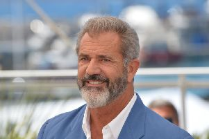 Actor Mel Gibson's accent has been criticised in new movie The Professor and the Madman