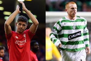Do Gerrard and Lennon make our SPFL manager's XI?
