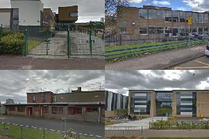 These are the worst performing publicly funded secondary schools in Scotland for getting school leavers into employment, training or further study