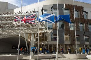 The Scottish Parliament has voted in favour of revoking article 50